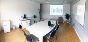 The Hide meeting room