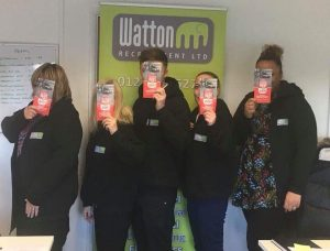 Watton Recruitment Ltd, proud sponsors of SoupFest Bedford