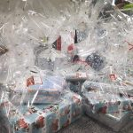 Christmas present ready to be delivered to mothers & their children affected by domestic violence.