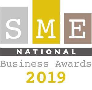 SME National Business Awards 2019 logo